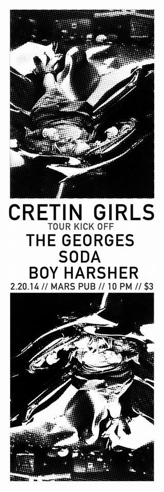Cretin Girls, Soft Science, Spring Break Forever