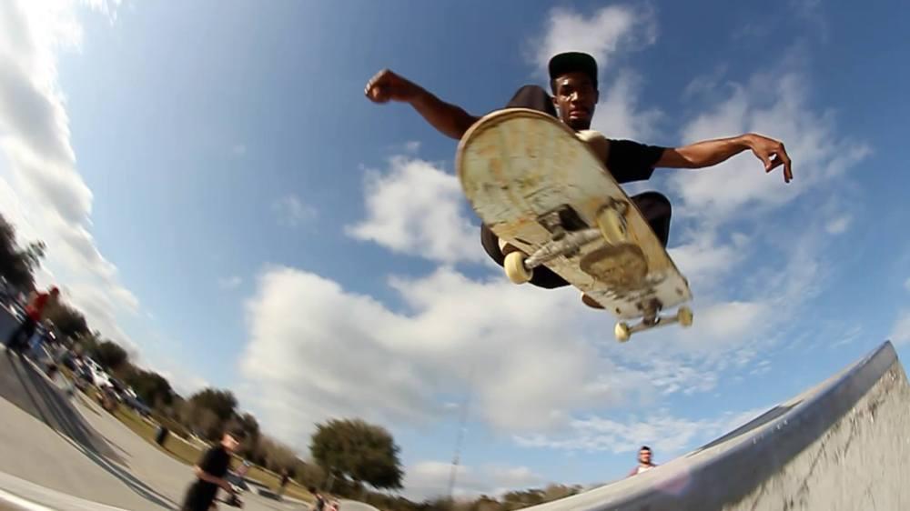 Trash Rainbow, Dante Debose, skateboards, skater, skateboarder, Gainesville Skateboarders